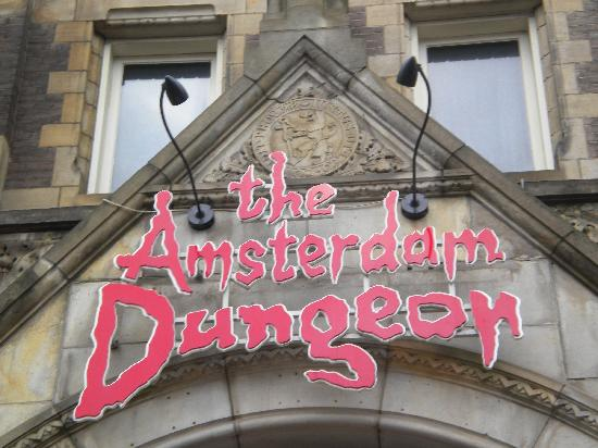 the dungeon amsterdam